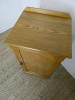 Pair of Scottish Ash Bedside Cabinets (4 of 9)