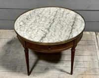 French Marble Top Coffee or Lamp Table (13 of 17)
