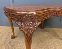 Large Sized Burr Walnut Coffee Table (3 of 11)