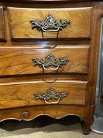 Serpentine Fronted 18th Century Commode (2 of 11)