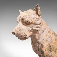 Antique Decorative West Highland Terrier, British, Westie Dog, Edwardian c.1910 (11 of 12)