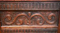 17th Century Oak Wainscot Chair (9 of 10)