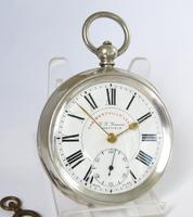 """""""Westville"""" Lever Pocket Watch by J G Graves of Sheffield (5 of 5)"""