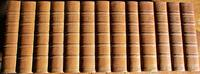 1898 The Novels of William Makepeace Thackeray 13 x Volumes Bound in Hatchard's Bindings
