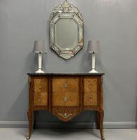 19th Century Cut & Etch Venetian Mirror (2 of 10)