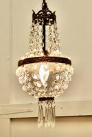 French Empire Style Tent Chandelier (6 of 7)