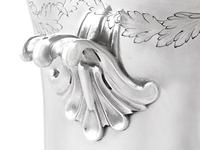 French Silver Wine Cooler - Antique c.1905 (7 of 12)