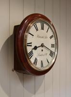 Mahogany Dial Clock by Harrods (2 of 12)