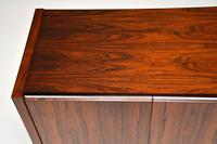 Merrow Associates Rosewood & Chrome Sideboard by Richard Young (7 of 13)