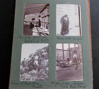 1912 Original High Society Photograph Album.  Tour of Ceylon,  Sicily, Malta, Italy (3 of 7)