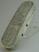 18th Century Sterling Silver Snuff Box Antique c.1780 (9 of 10)
