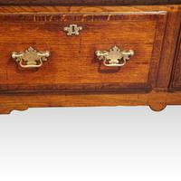 George III Long Oak Dresser Base (6 of 14)