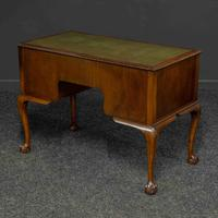 Chippendale Style Mahogany Desk (4 of 8)