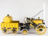Hornby Live Steam Stephenson's Rocket As New (3 of 11)