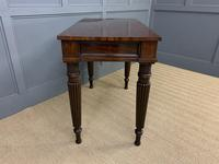 George IV Mahogany Console Table (8 of 12)