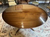Mahogany Georgian Style Table (12 of 12)
