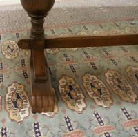 Good Quality Oak Refectory Dining Table (6 of 8)