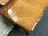 Quality Burr Walnut Dressing Table (9 of 20)