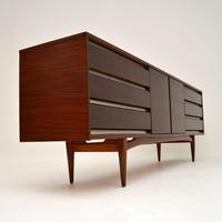 1960's Vintage Rosewood & Walnut Sideboard (4 of 11)