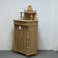 Decorative Antique Pine Night Cupboard (3 of 6)