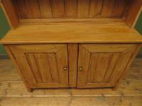 Antique Rustic Pine Country Kitchen Dresser (3 of 15)