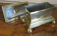 19th Century Bronze Tobacco Box (3 of 5)