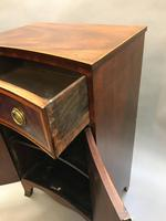 19th Century Concave Side Cabinet (4 of 13)