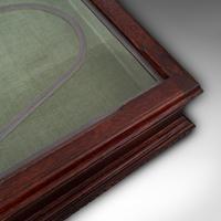 Antique Jeweller's Display Case, English, Mahogany, Shopfitting, Cabinet, 1910 (2 of 12)