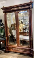 French Armoire in Plum Pudding Mahogany (8 of 10)