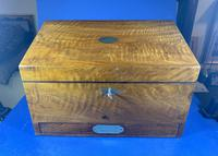 Victorian Walnut Stationary Box (13 of 15)