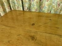 Regency Stripped Pine Chest of Drawers with Original Knobs (6 of 8)