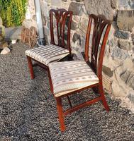 Pair of 18th Century Georgian Chairs (3 of 7)