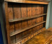 Very Good 18th Century Oak Dresser (3 of 15)
