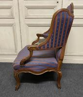 Comfortable French Wing Armchair (7 of 15)