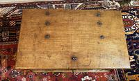 18th Century Brassbound Elm Trunk (2 of 18)