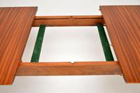 1950's Vintage Mahogany Dining Table by Peter Hayward for Vanson (7 of 11)