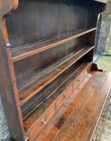 Georgian Welsh Oak Dresser (14 of 20)