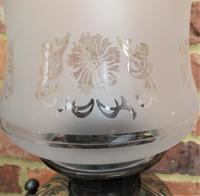 Superb Doulton Lambeth Oil Lamp by Mark V Marshall, 1881 (6 of 18)