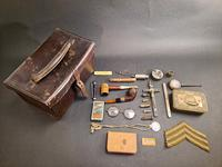WW1 Leather Case & Effects (2 of 6)