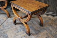 Pair of Oak Hall Benches (5 of 6)