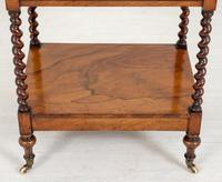 Rosewood Victorian Whatnot (2 of 9)