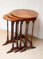 Walnut Nest of Tables (10 of 10)