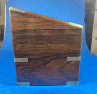 Victorian  Rosewood Stationary Box (5 of 33)