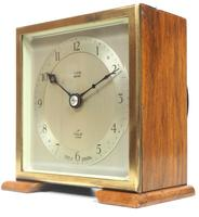 Super Vintage Mantel Clock Bracket Clock by Elliott of London (7 of 7)