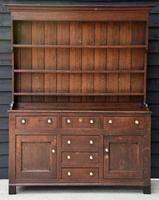 Beautiful 18th Century Georgian Oak Dresser/ Sideboard c.1770 (14 of 14)