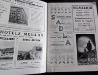 Figaro Illustre  Vienne  Published in Paris 1911.    Original French Magazine, Folio Sized Colour Prints & Adverts (3 of 4)
