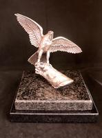 Silver Falcon on Glove by Alberty Joyeros (3 of 6)