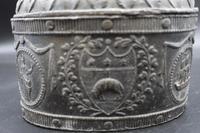 Very Good George III Period Oval Lead Tobacco Box (3 of 5)