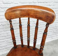 Set of 6 Windsor  Spindleback Kitchen Chairs (5 of 7)