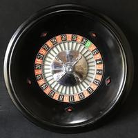 Art Deco Bakelite Roulette Wheel (5 of 6)